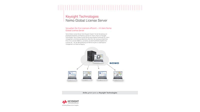Nemo Global License Server