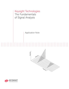 The Fundamentals of Signal Analysis
