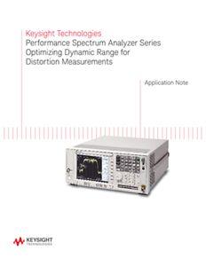 Dynamic Range Optimization for Distortion Measurement