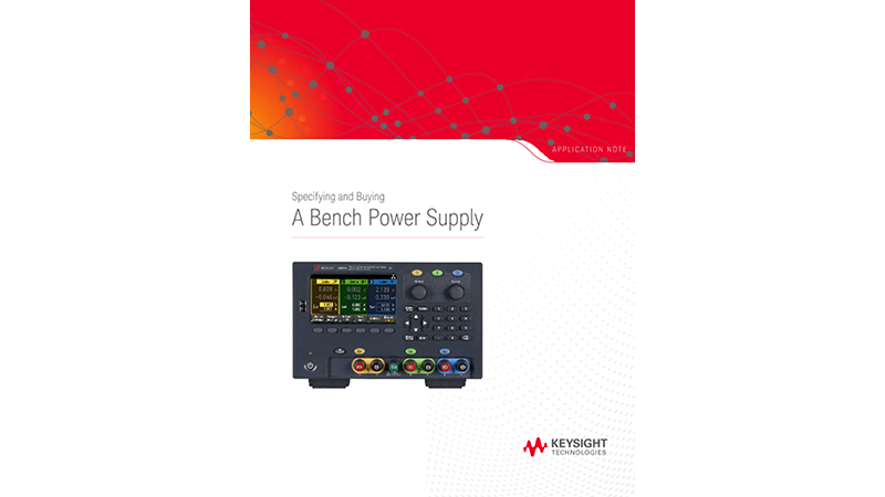 Bench Power Supply Buying Guide