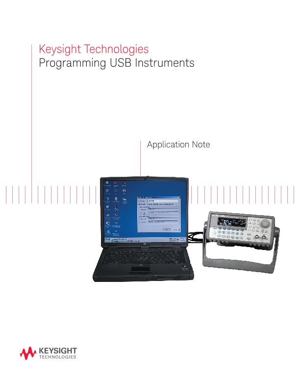 Programming USB Devices