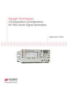 I/Q Modulation Considerations