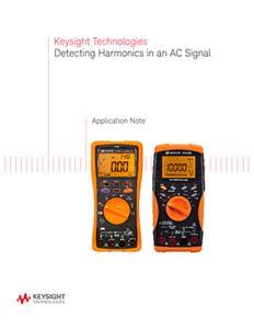 Detecting Harmonics in an AC Signal
