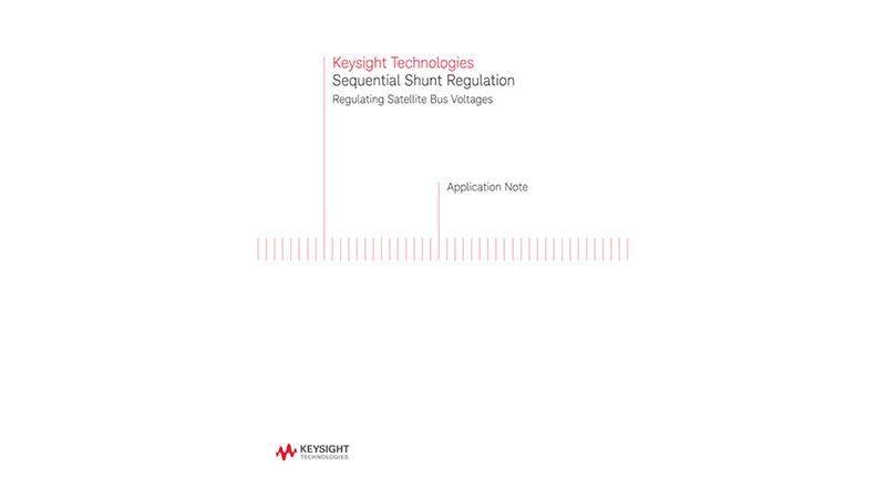 Sequential Shunt Regulation
