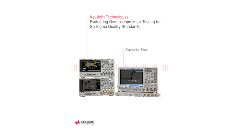 Evaluating Mask Testing for Six Sigma Standards