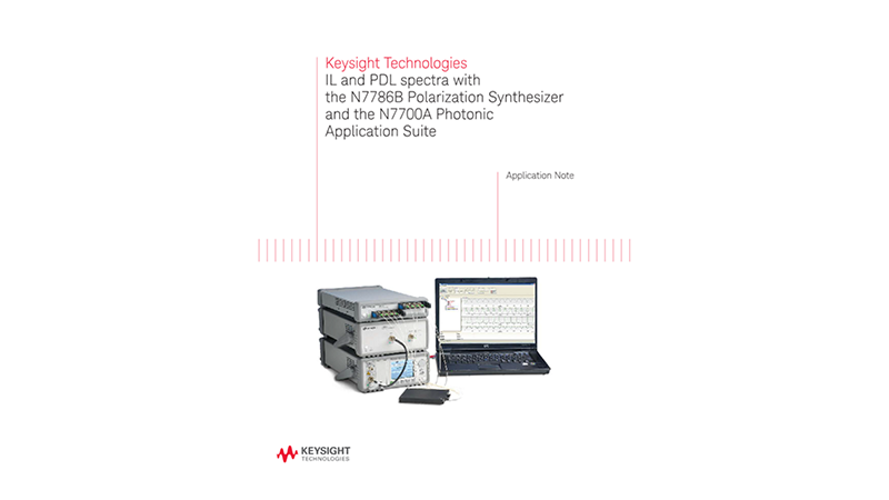 Swept-wavelength Measurement of IL and PDL