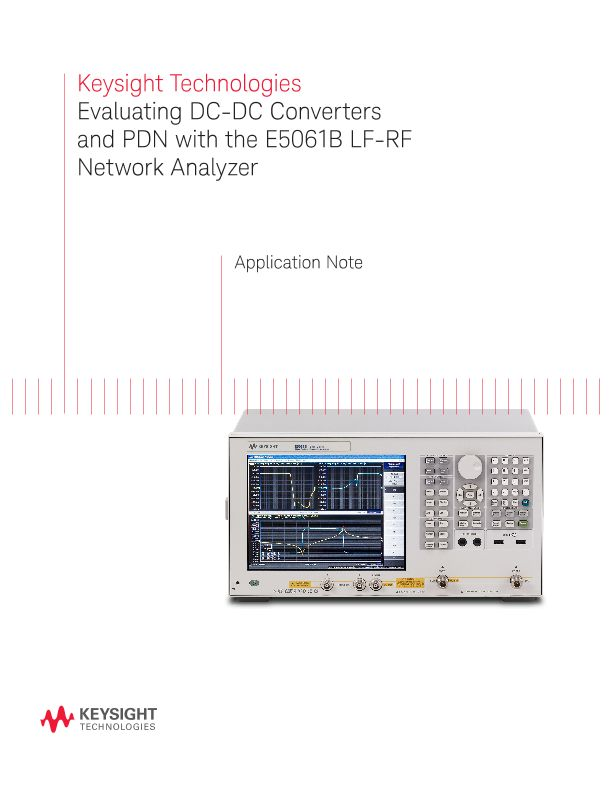Evaluating DC-DC Converters and Passive PDN Components