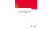 7 Practices to Prevent Damaging Power Meters & Sensors