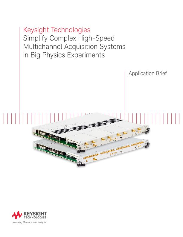 Multichannel Data Acquisition Systems in Physics Experiments