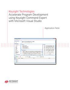 Using Command Expert with Microsoft Visual Studio