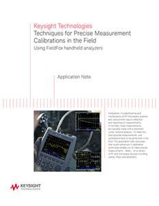 Precise Measurement Calibrations in the Field