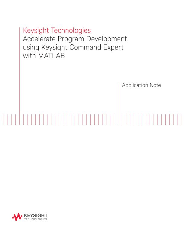 Improve Program Development Using Command Expert with MATLAB