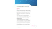 Understanding Measurement Risk