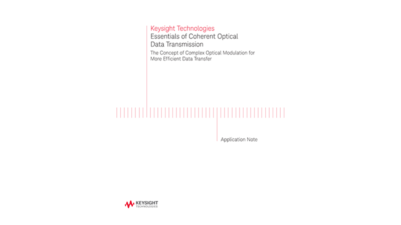Essentials of Coherent Optical Data Transmission