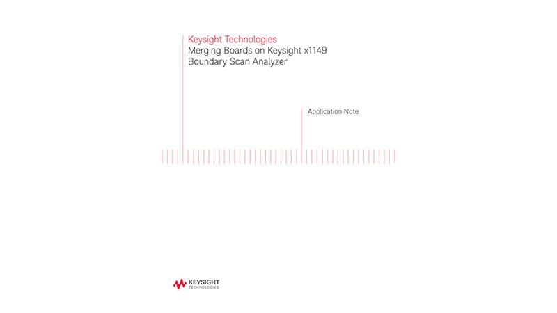 Merging Boards on Keysight x1149 Boundary Scan Analyzer