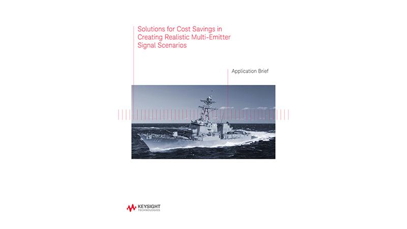 Cost Savings in Creating Multi-Emitter Signal Scenarios
