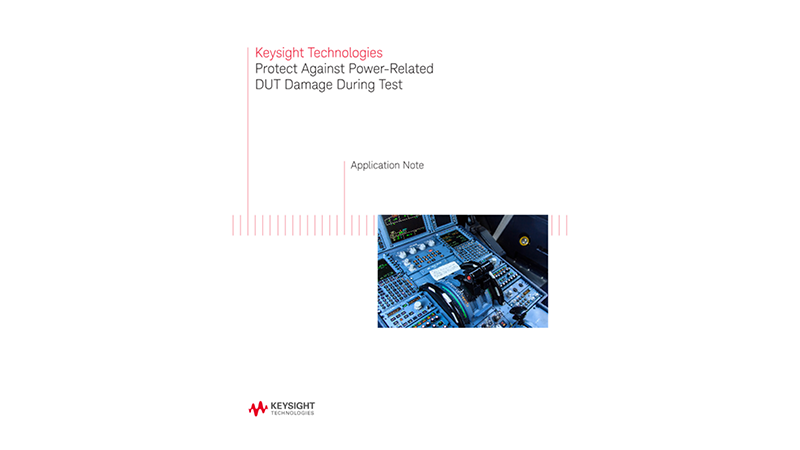 Protect Against Power-Related DUT Damage During Test