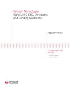 GaAs MMIC ESD, Bonding and Die Attach Methods