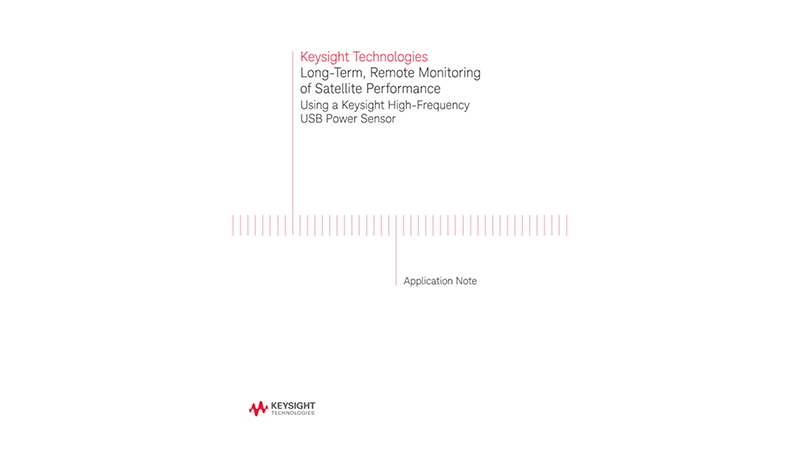 Reliable Satellite Testing and Remote Monitoring