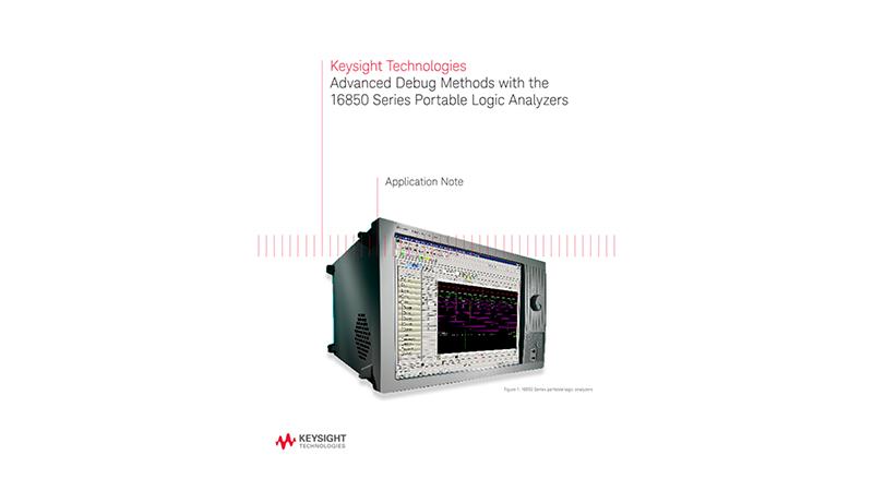 Advanced Debug Capabilities with Portable Logic Analyzers
