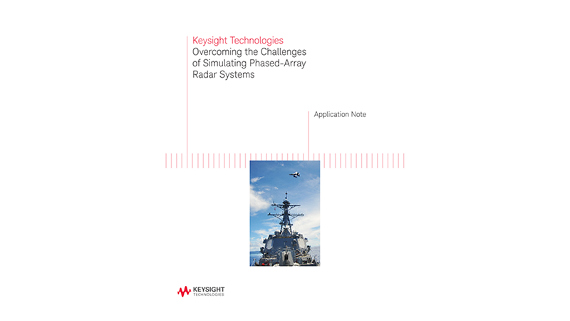Challenges in Simulating Phased-Array Radar Systems