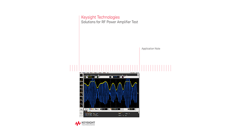 RF Power Amplifier Test