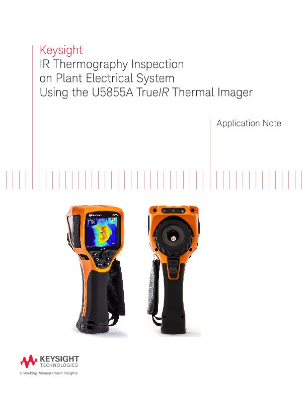 Infrared Thermography Electrical Inspection