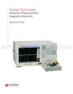 Materials Testing: Magnetic Material Measurement
