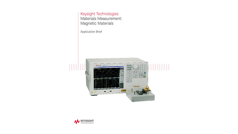 Materials Testing: Magnetic Material Measurement
