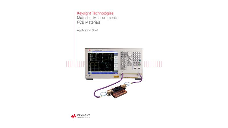 Materials Measurement: PCB Materials Test