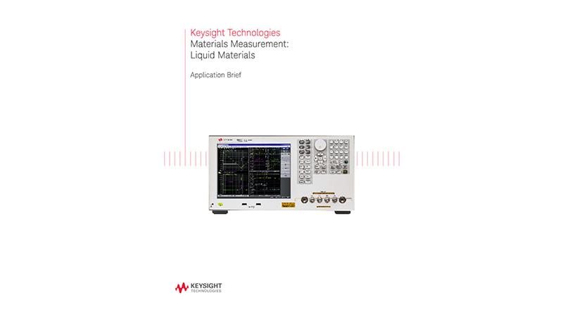 Materials Testing: Liquid Materials