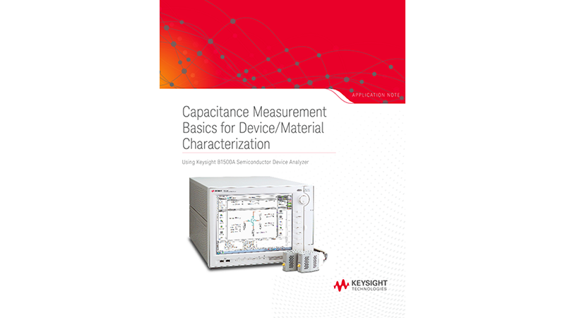 Capacitance Measurement Basics