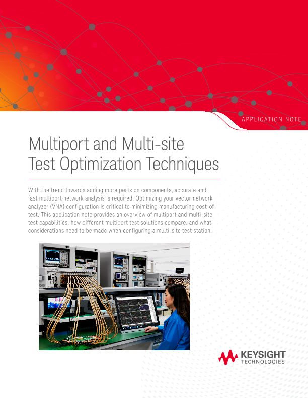 Multiport and Multi-site Test Optimization Techniques