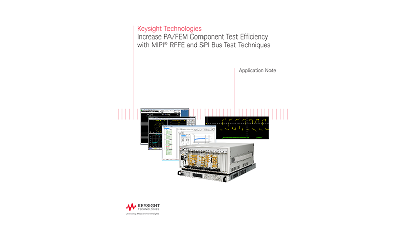 Characterizing and Validating RFFE and SPI Bus Performance