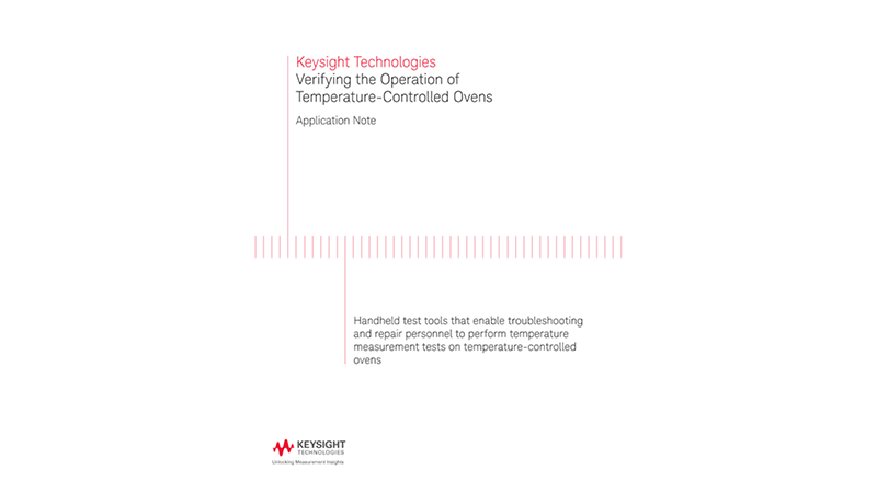 Temperature-Controlled Ovens for Temperature Testing