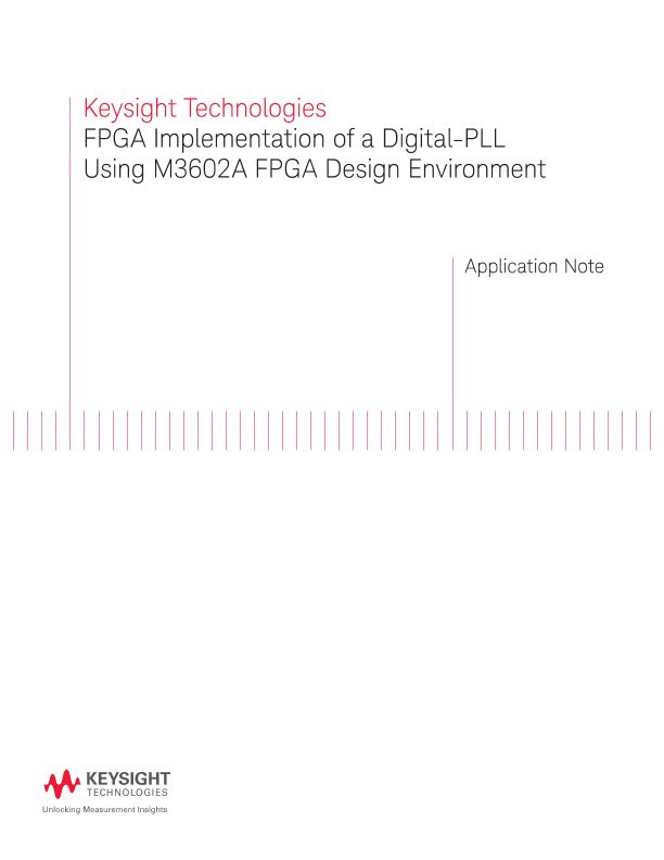 Digital PLL Implementation in FPGA Using FPGAflow