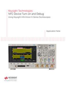 NFC Turn-on and Debug with Oscilloscopes