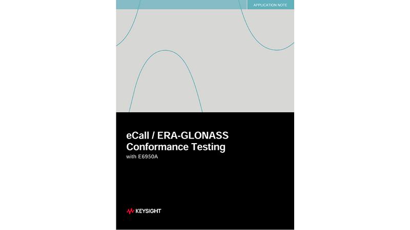 eCall / ERA-GLONASS Conformance Testing