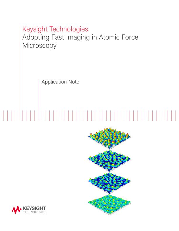 Adopting Fast Imaging in Atomic Force Microscopy (AFM)
