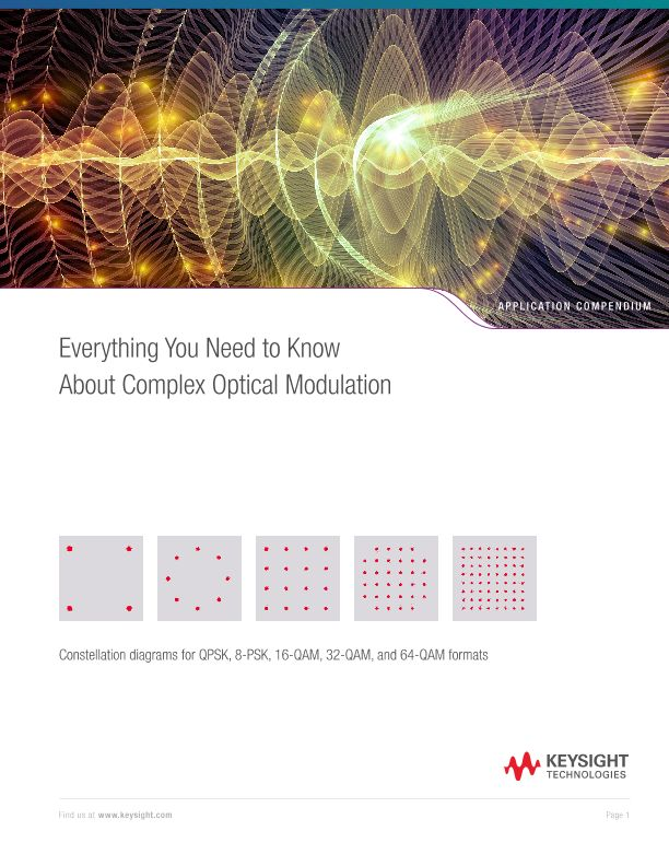 Everything You Need to Know About Coherent Optical Modulation