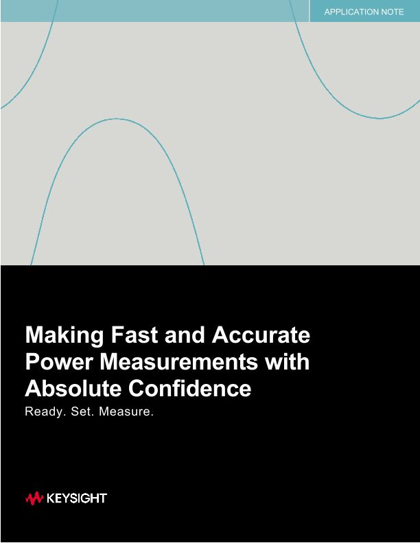 Fast and Accurate Power Measurements with Confidence