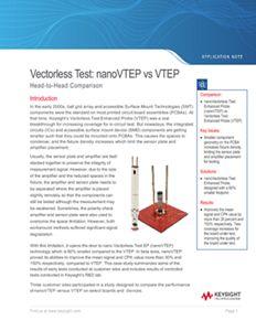 Vectorless Test: nanoVTEP vs VTEP