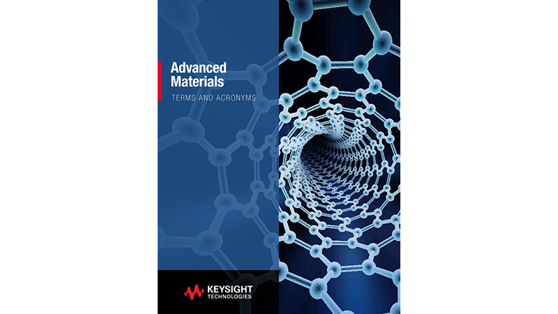 Advanced Materials Terms and Acronyms