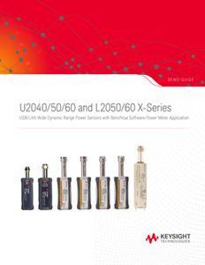 U2040/50/60 and L2050/60 X-Series