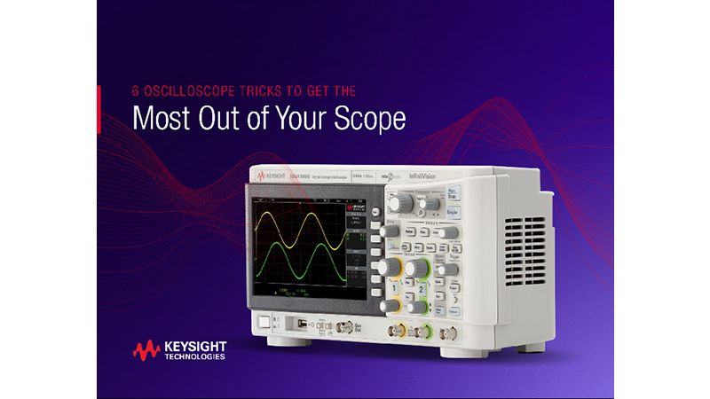 6 Oscilloscope Tricks to Get the Most Out of Your Scope