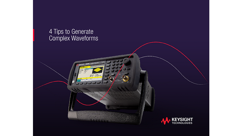 4 Tips to Generate Complex Waveforms