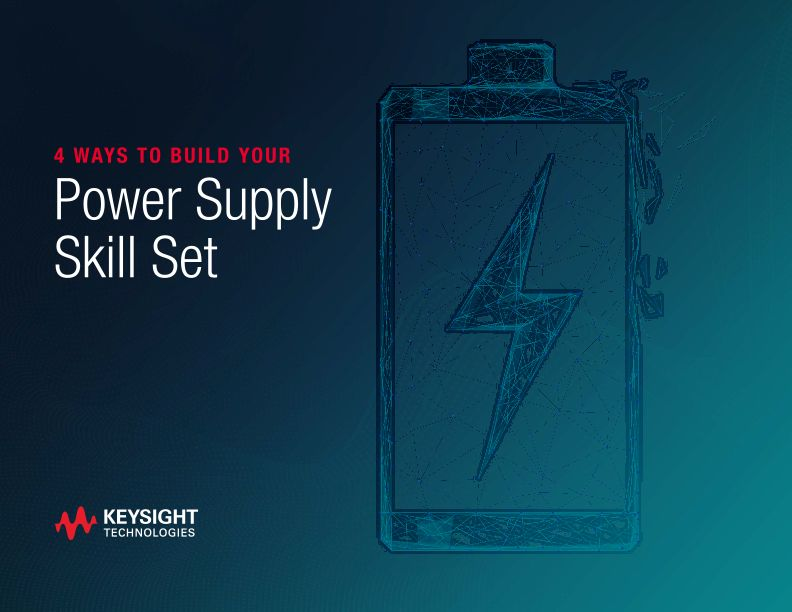 Build Your Power Supply Skill Set
