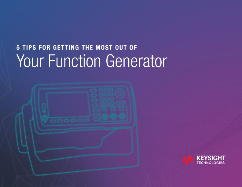 5 Tips for Getting the Most Out of Your Function Generator