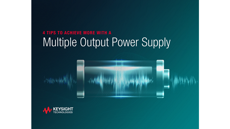 Achieve More with a Multiple Output Power Supply