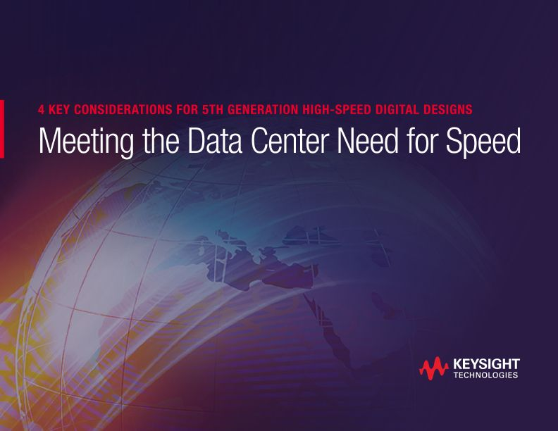 5th Generation High-Speed Digital Designs Considerations